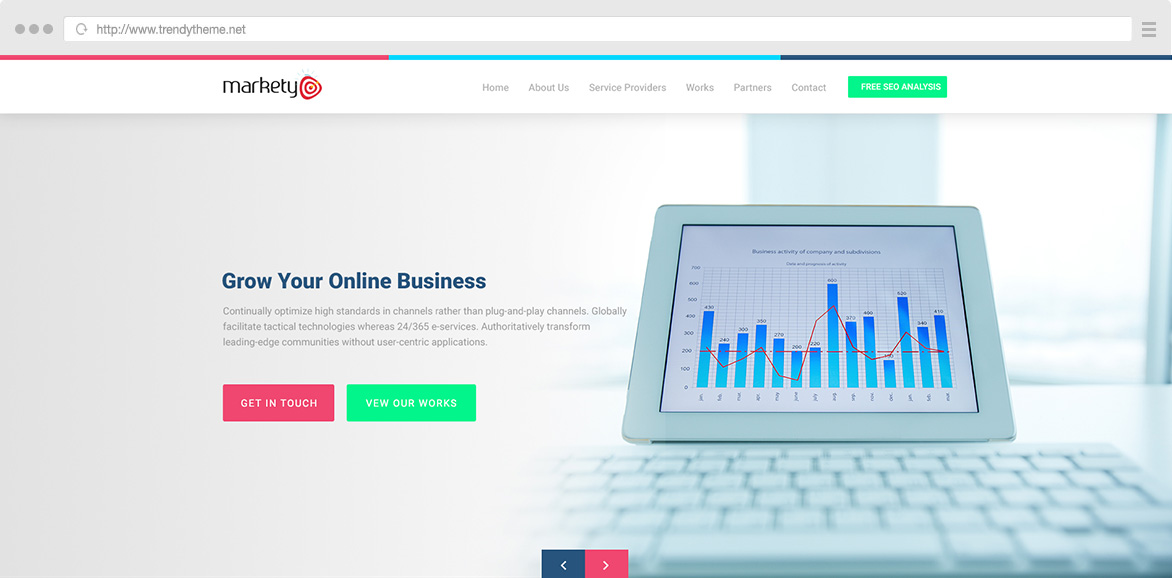 Markety 3 ABC Advertising Agency | Digital Marketing Specialists | Toledo, Ohio