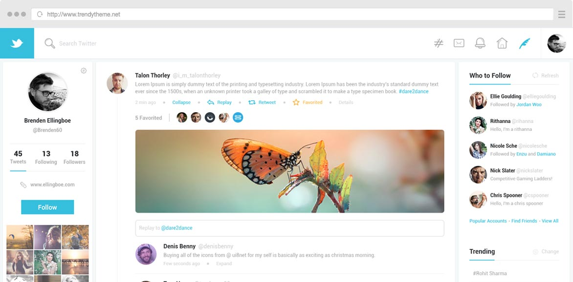 Twitter 3 ABC Advertising Agency | Digital Marketing Specialists | Toledo, Ohio
