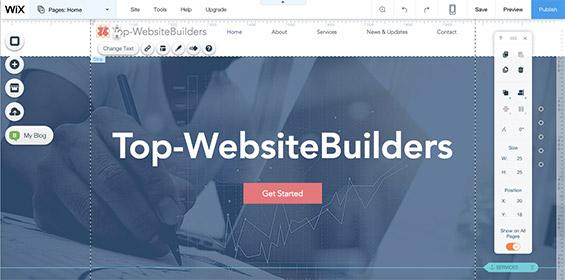Wix Websites 1 ABC Advertising Agency | Digital Marketing Specialists | Toledo, Ohio