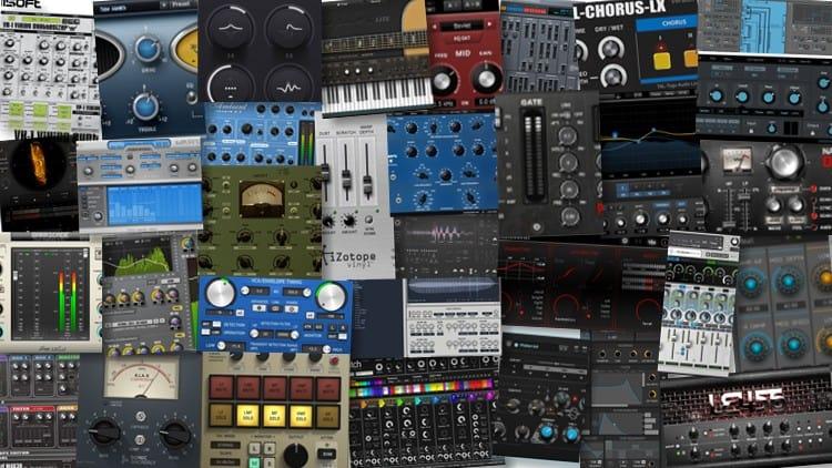 Toledo Recording Studio - Plugins